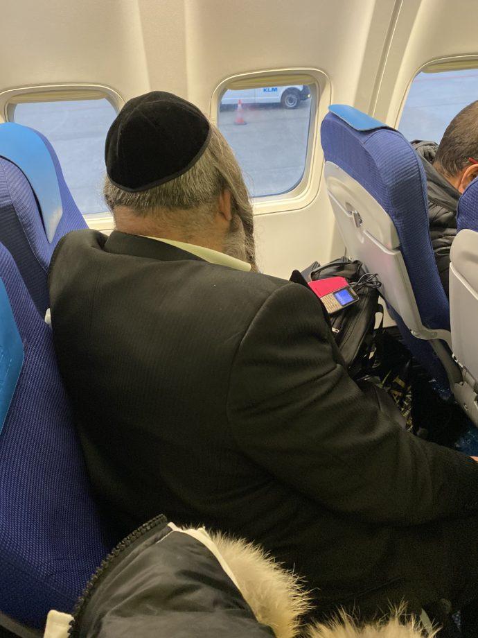 ユダヤ人男性