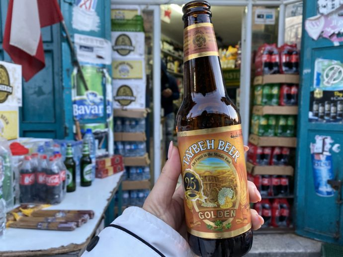パレスチナのクラフトビール「タイベビール」