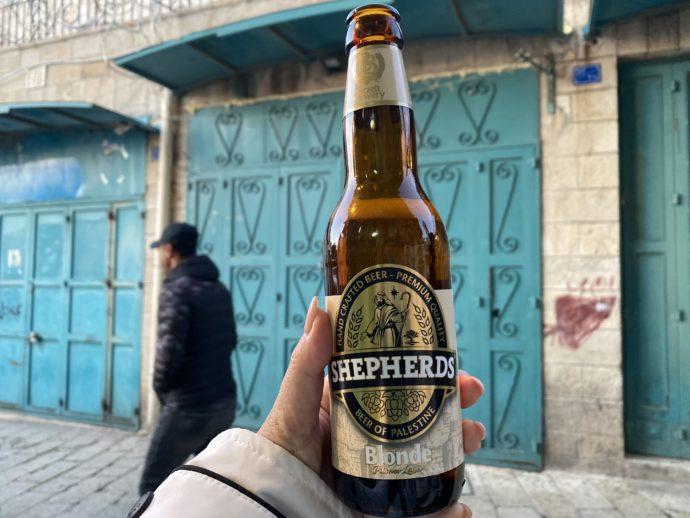 パレスチナのクラフトビール