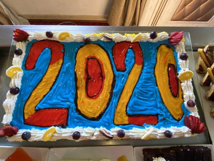 2020年ケーキ