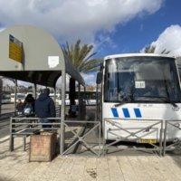 231番のベツレヘム行きアラブバス