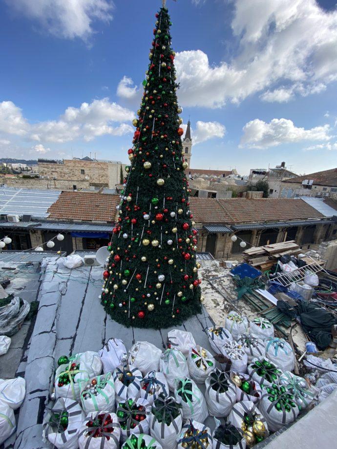 クリスマスの残骸