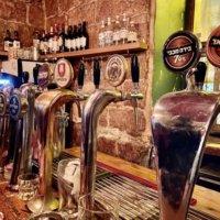イスラエルのビールタップ