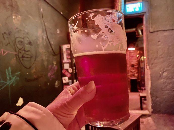 イスラエルのドラフトビール