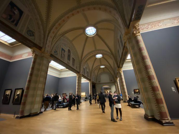 アムステルダム国立美術館の館内