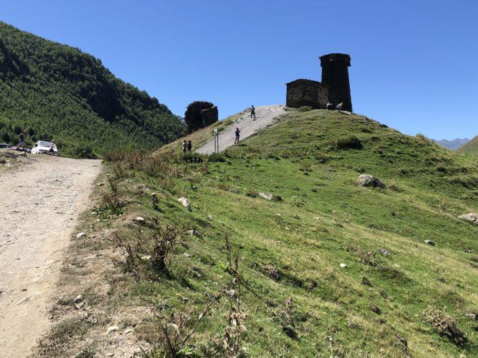 ウシュグリの坂道