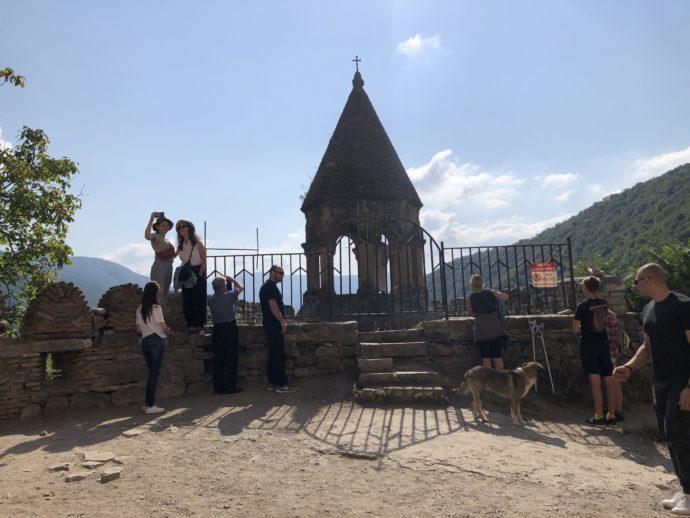 アヌメリ教会の鐘