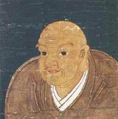 久遠寺の宗祖である日蓮
