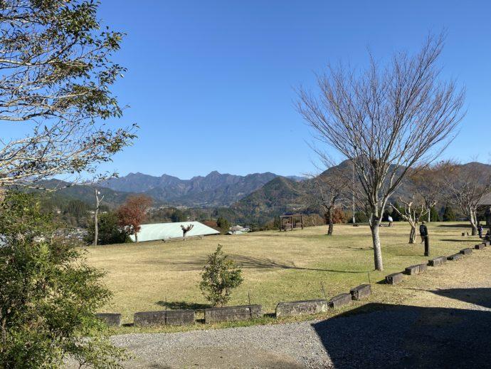 仲山城跡キャンプ場