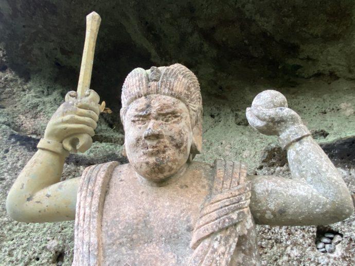 那谷寺の庚申塚