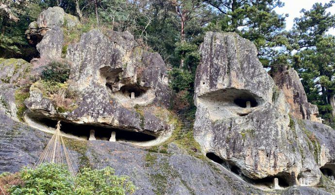 那谷寺の奇岩遊仙境