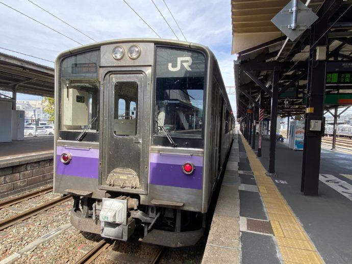 JR東北本線の車両