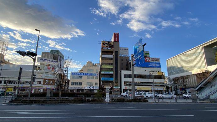 JRいわき駅