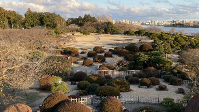 偕楽園の庭