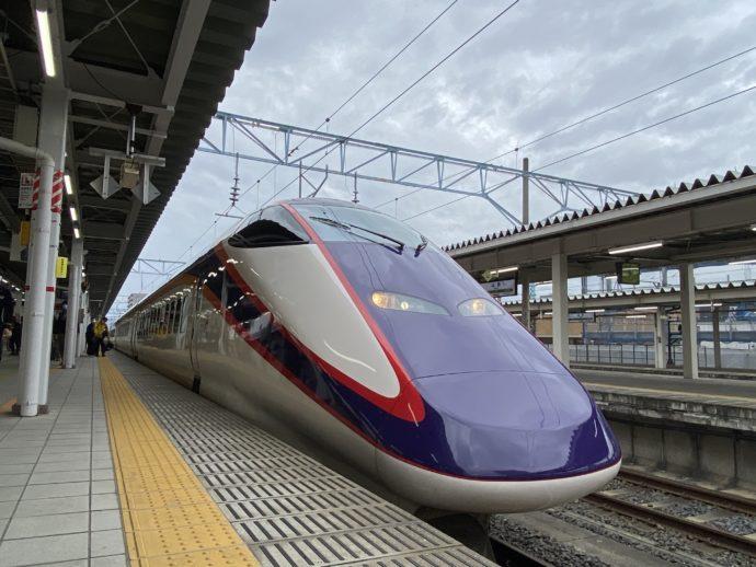 新幹線つばさ
