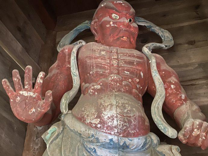 清水寺の仁王