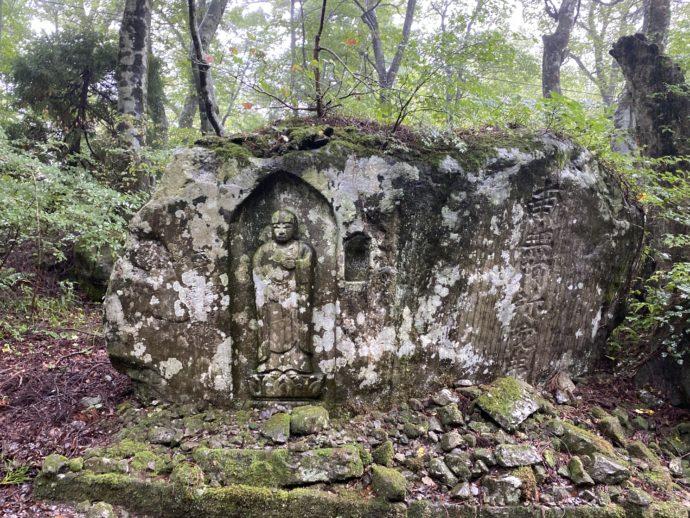 大神山神社奥宮の吉持地蔵