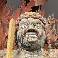 大山寺の不動明王