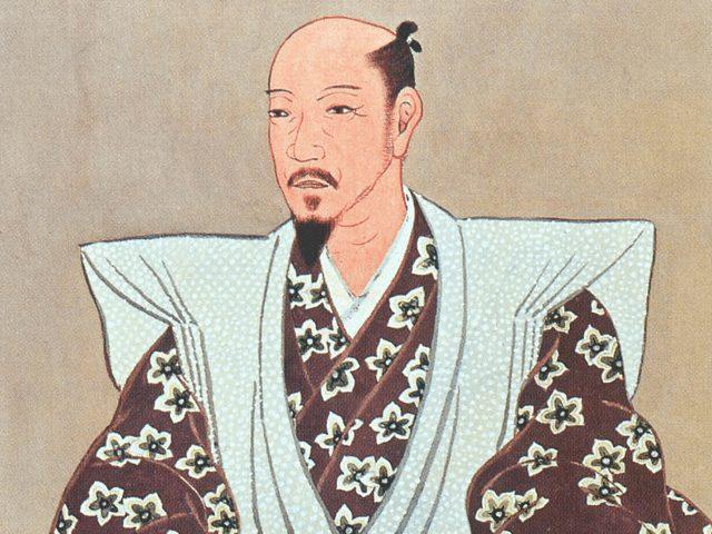 加藤清正公の肖像画