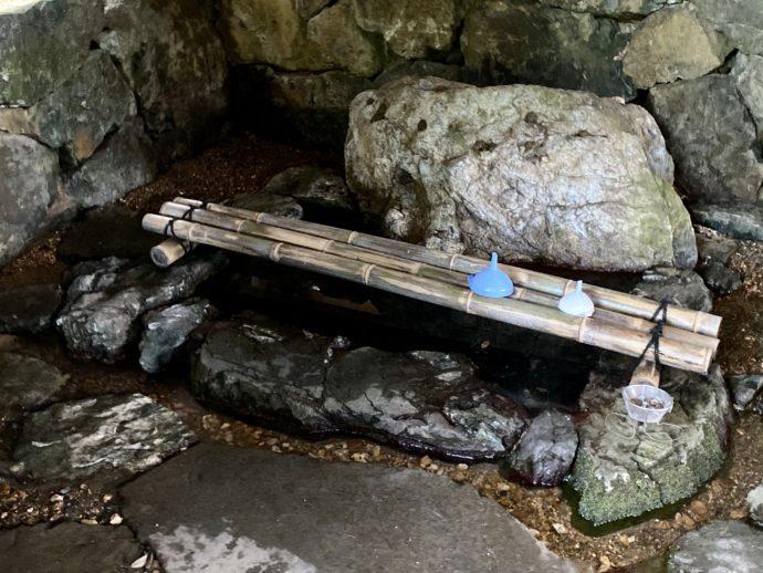 若狭神宮寺の閼伽井戸