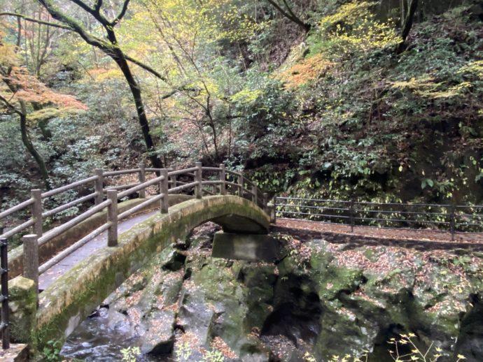 天安川原への道