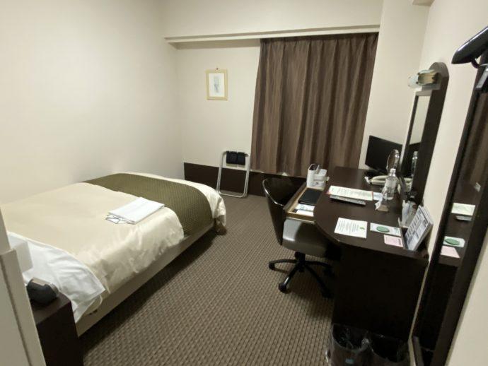 東急ホテルREIの室内