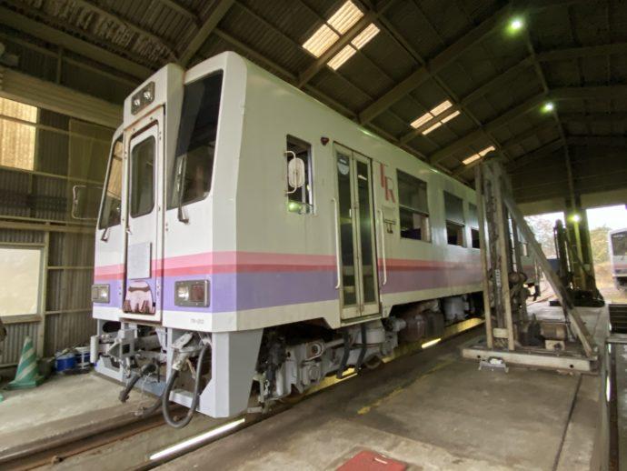 高千穂鉄道の車両