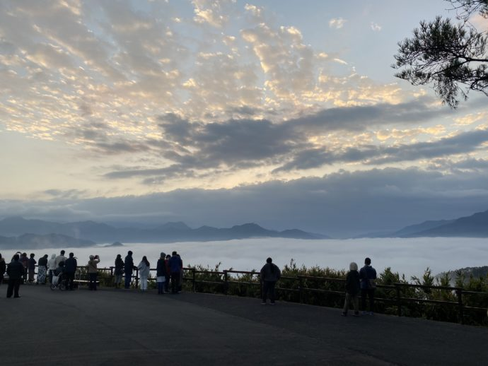 国見ヶ丘展望台