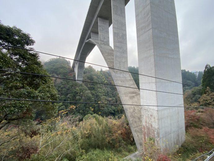 高千穂の大きい橋