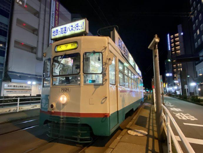 電鉄富山駅・エスタ前