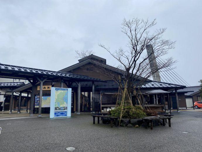氷見漁港場外市場 ひみ番屋街