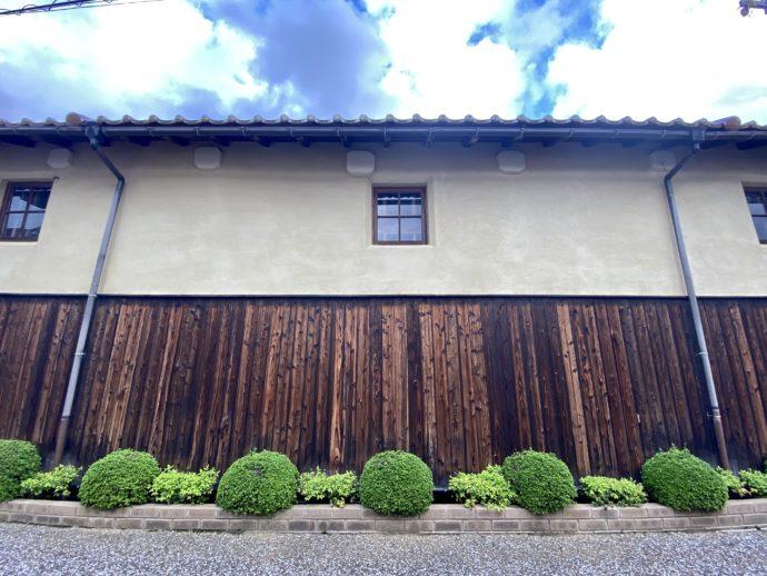 倉吉の白壁土蔵群