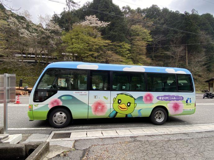 揖斐川町ふれあいバス