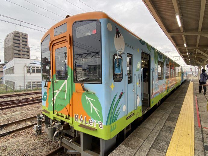樽見鉄道の車両