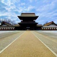 瑞龍寺の山門