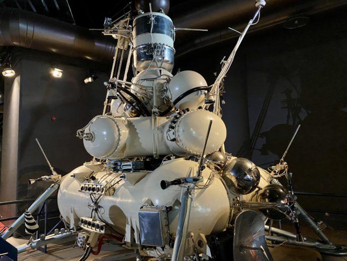 月面探査機ルナ24号(旧ソビエト)