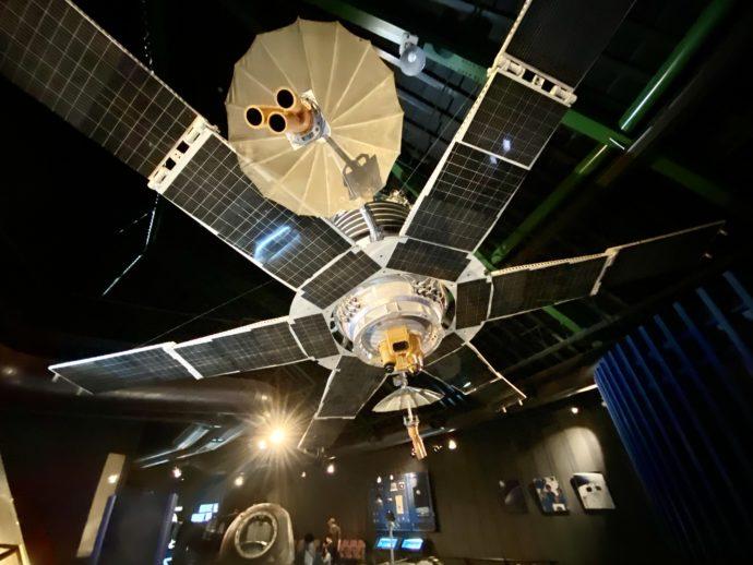 モルニア通信衛星(旧ソビエト)