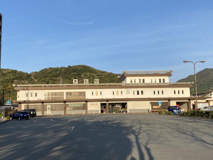 JR東萩駅