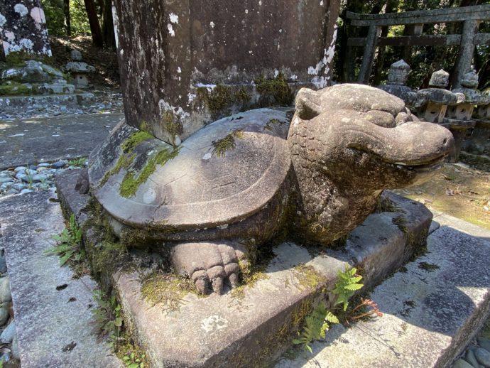 亀趺(きふ)