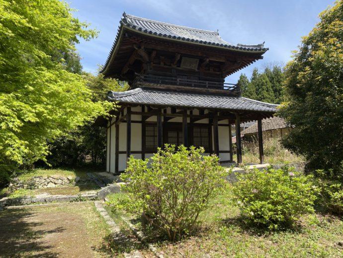東光寺の鐘楼