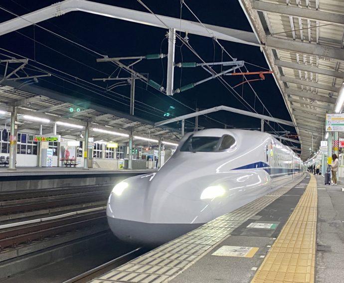 新幹線ひかりN700系