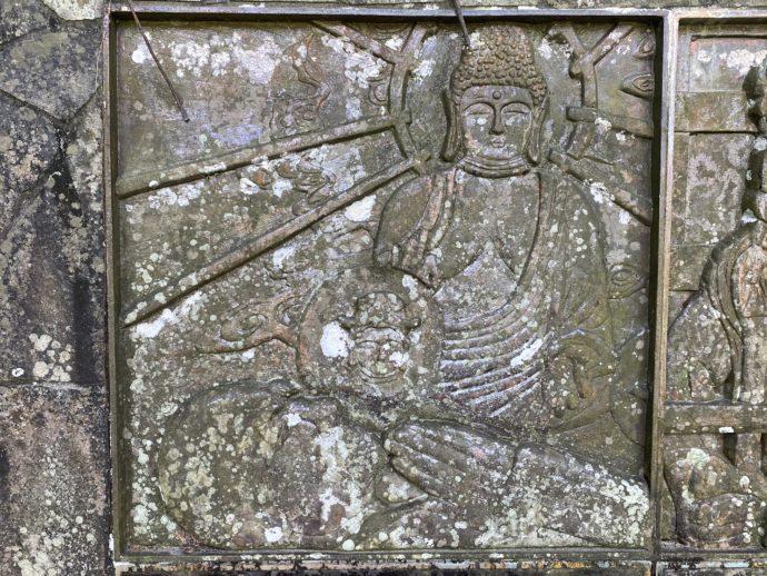 銅板:仏様