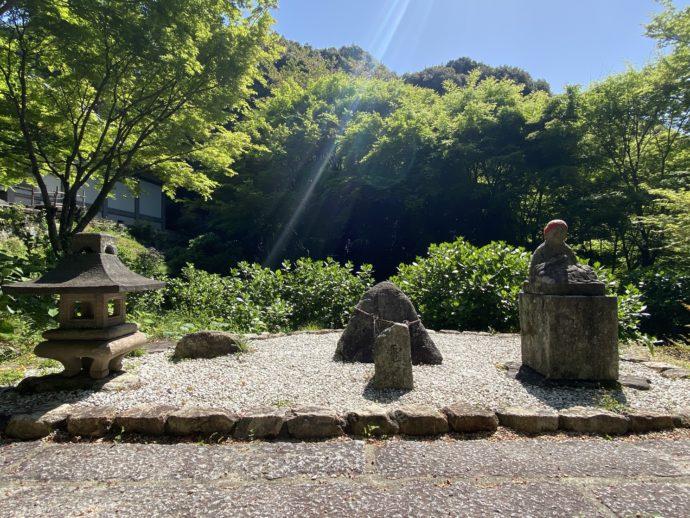 霊石と陽向石
