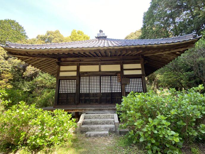 阿弥陀寺の念仏堂