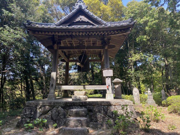 阿弥陀寺の鐘楼