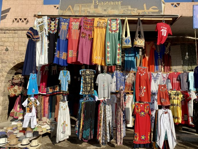 エジプト土産の民族衣装
