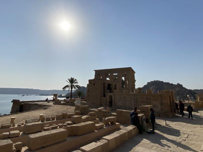 トライアヌス帝の楼閣