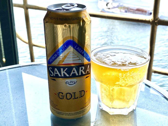 SAKARA GOLDビール