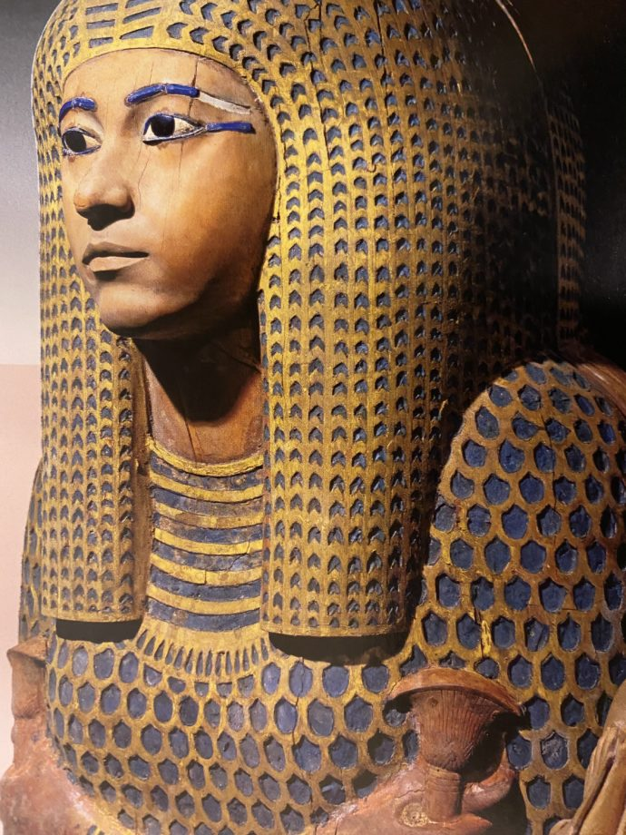 アモセ・メリト=アメン王妃の棺