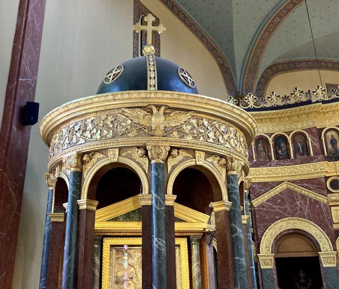 マリ・ギルギスの祭壇